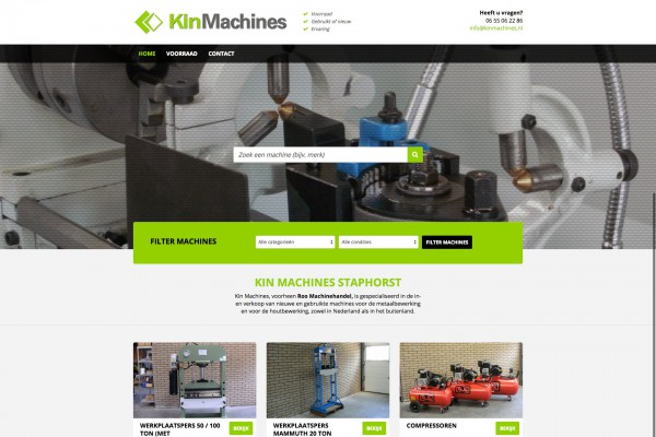 kinmachines